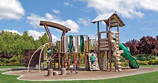 Large Playground Equipment