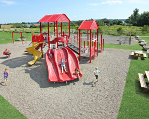 Building a Community Playground
