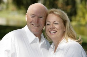 Barry Donoghue and Maryanne Swinimer