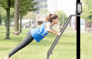 Adult Outdoor Fitness Equipment