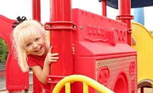 Fun Inclusive Playground Equipment