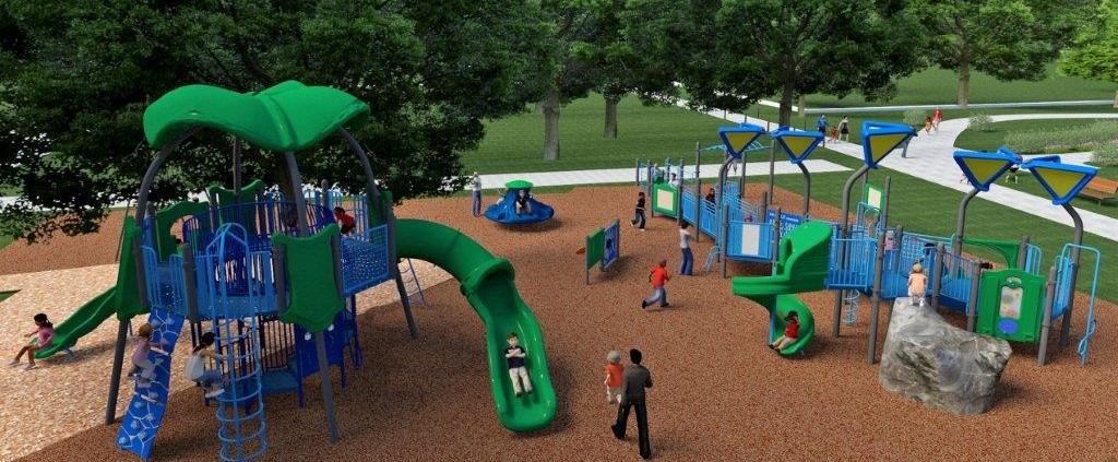 Inclusive, Playground, Top Canadian Playground