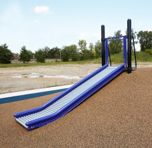 Custom Playground Roller slide PlayPower Canada