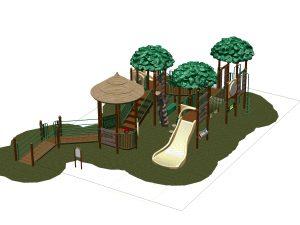 Canada Memorial Playground; Best Playground; Porter Memorial