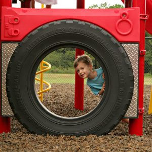 Little Tikes, Fire Truck Playground,PlayPower Canada