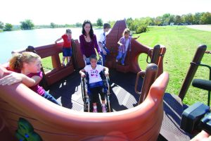Best Inclusive product, Best Accessible Play, Canada's Best playgrounds