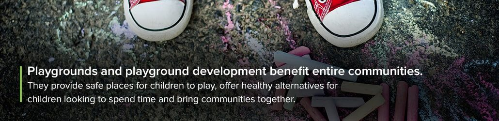 Playground Development Benefits