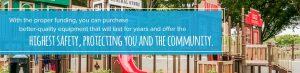 Proper Playground Funding