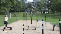 TrekFit at Riverdale Park East in Toronto Ontario