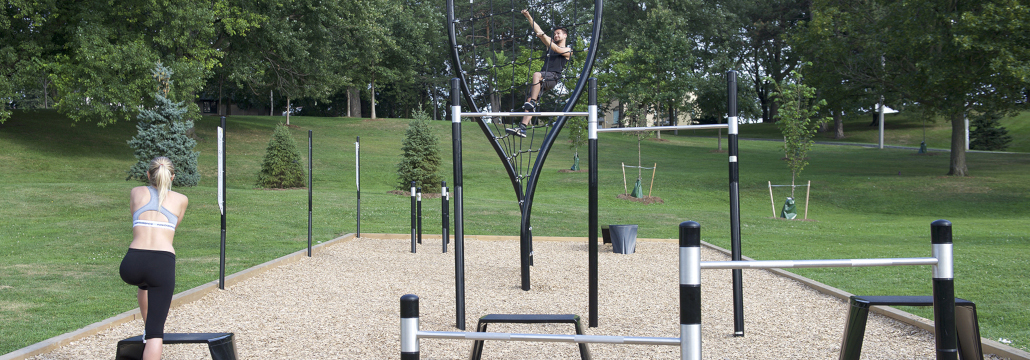 Outdoor Strength Fitness Equipment