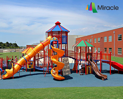 Miracle Recreation Playground - Belle Valley