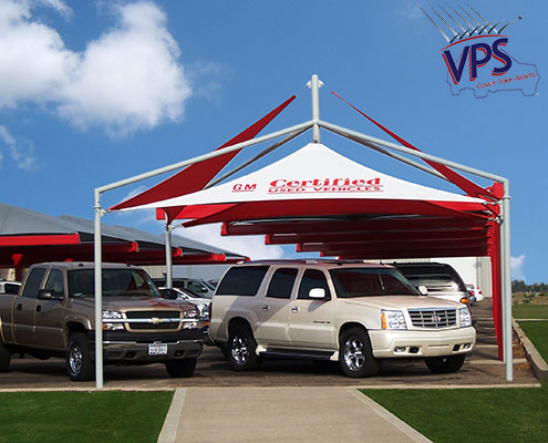 Greg Lair VPS Shade Structure