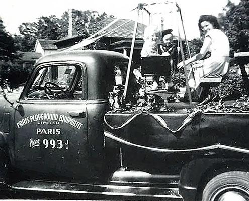 Paris Playground Equpiment Company
