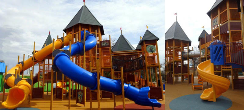 HAGS Wooden Playground