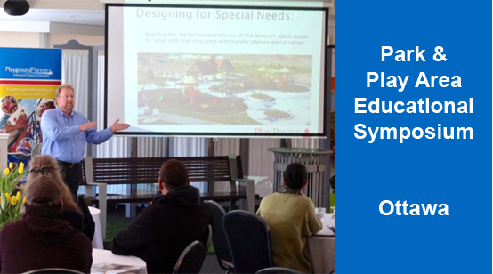 Park And Play Area Educational Symposium In Ottawa