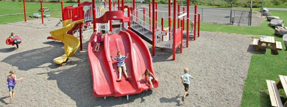 Fundraising for A Community Playground