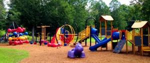 Donoghue Park Play Equipment