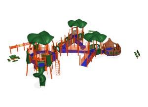 Aviva Playgrounds - PlayPower
