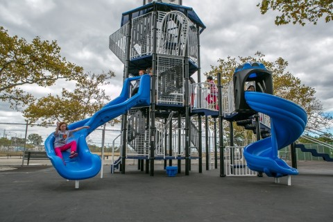 Miracle Recrteation Playground at Staten Island