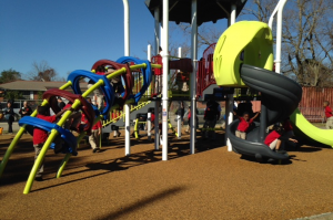 Playground Donations - Miracle Recreation