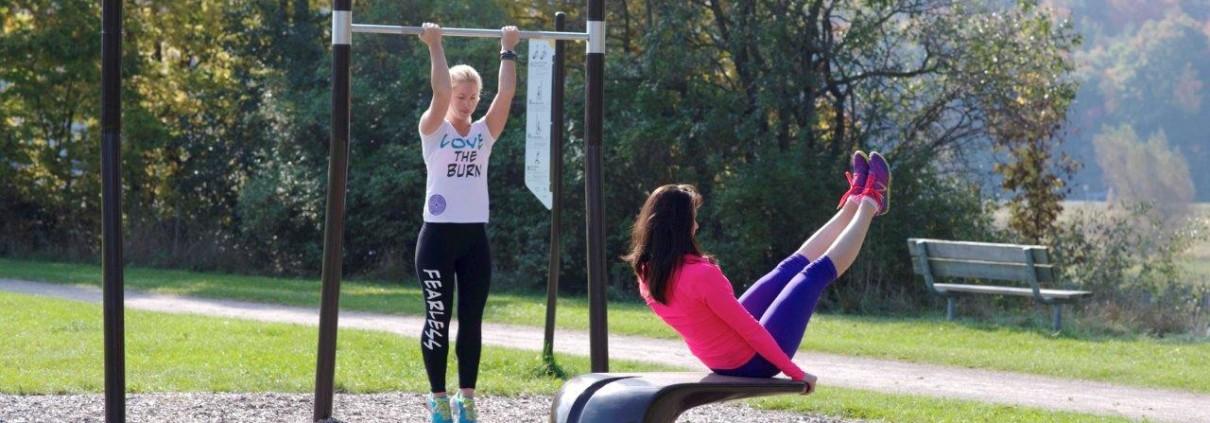 Park Fitness Equipment