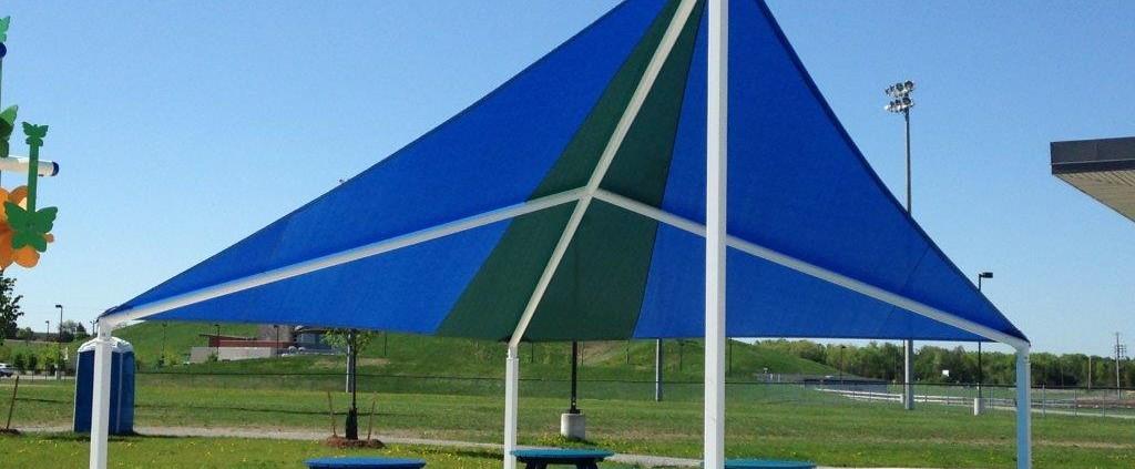 Shade Structures , Playground, park , Canada, Ontario