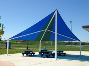 Shade Structures , Playground, park , Canada, Ontario