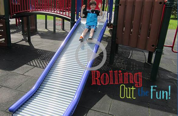 Roller Slide PlayPower Canada