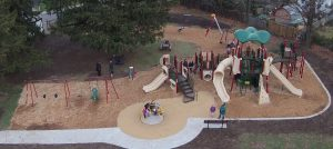 Inclusive Prospect Playground Halton Hills ON