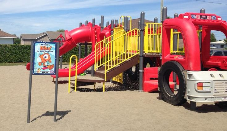 Play Biba!, Cache Bay Playground, 55 Cache St, Cache Bay, ON, Mobile game for families