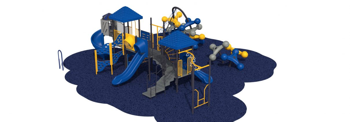 Fully Accessible Playground