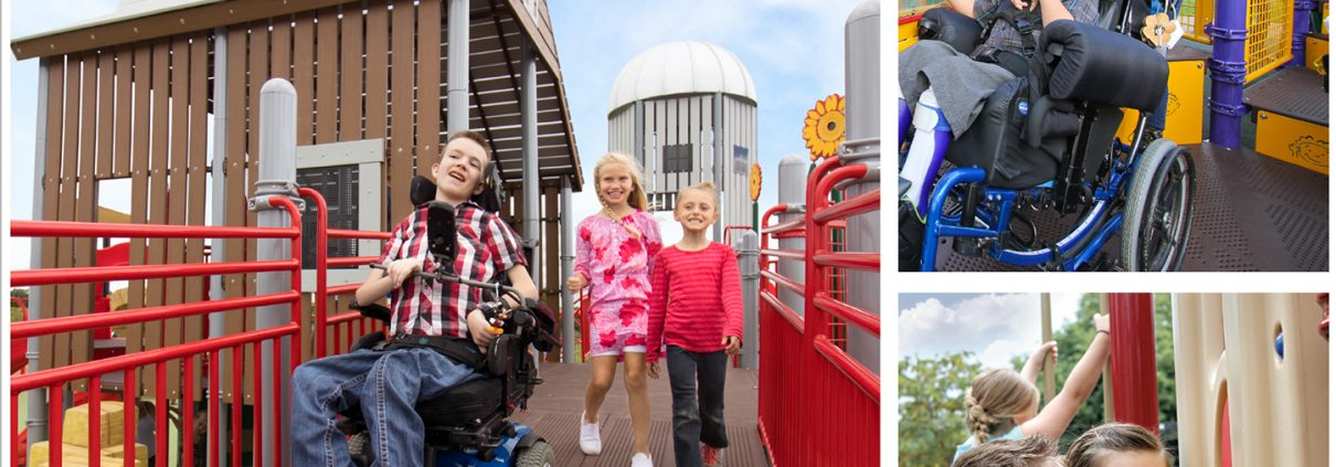 Inclusive Playground Equipment In Canada