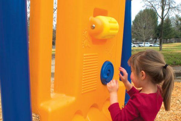 Sensory Playground Equipment Canada