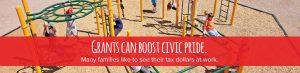 Playground Grants Civic Pride