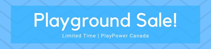 Playground Sale Canada