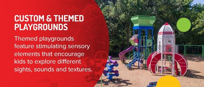 Custom And Themed Playground Equipment