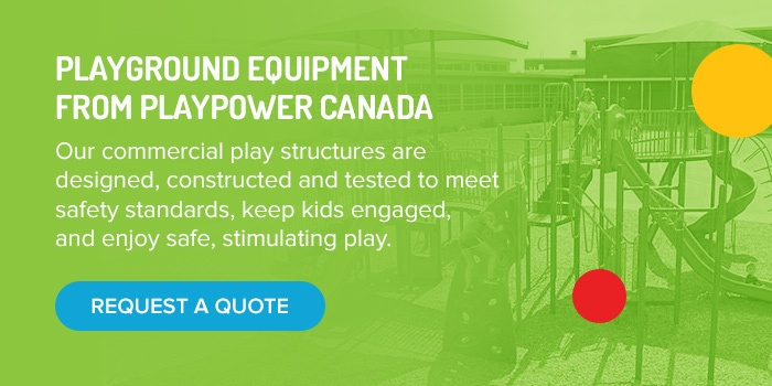 Playground Equipment Structures From PlayPower Canada