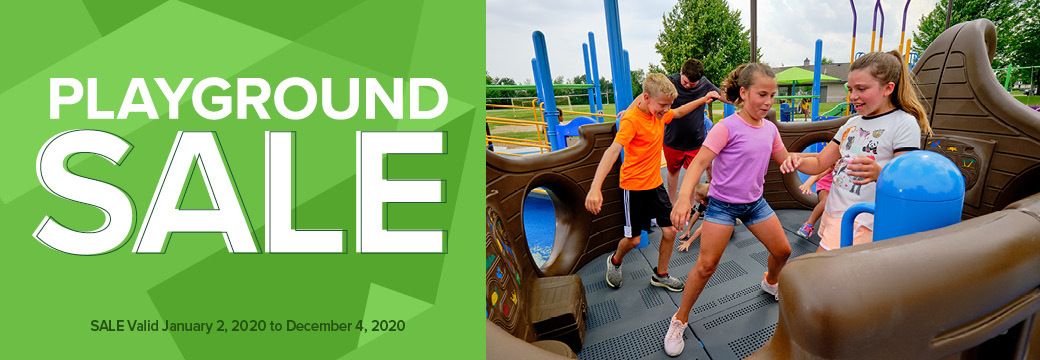 PlayPower Canada Playground Sale