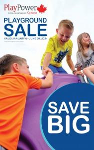 PlayPower Canada 2021 Sale Flyer