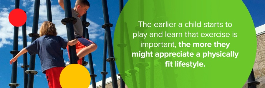 Benefits of play and exercise