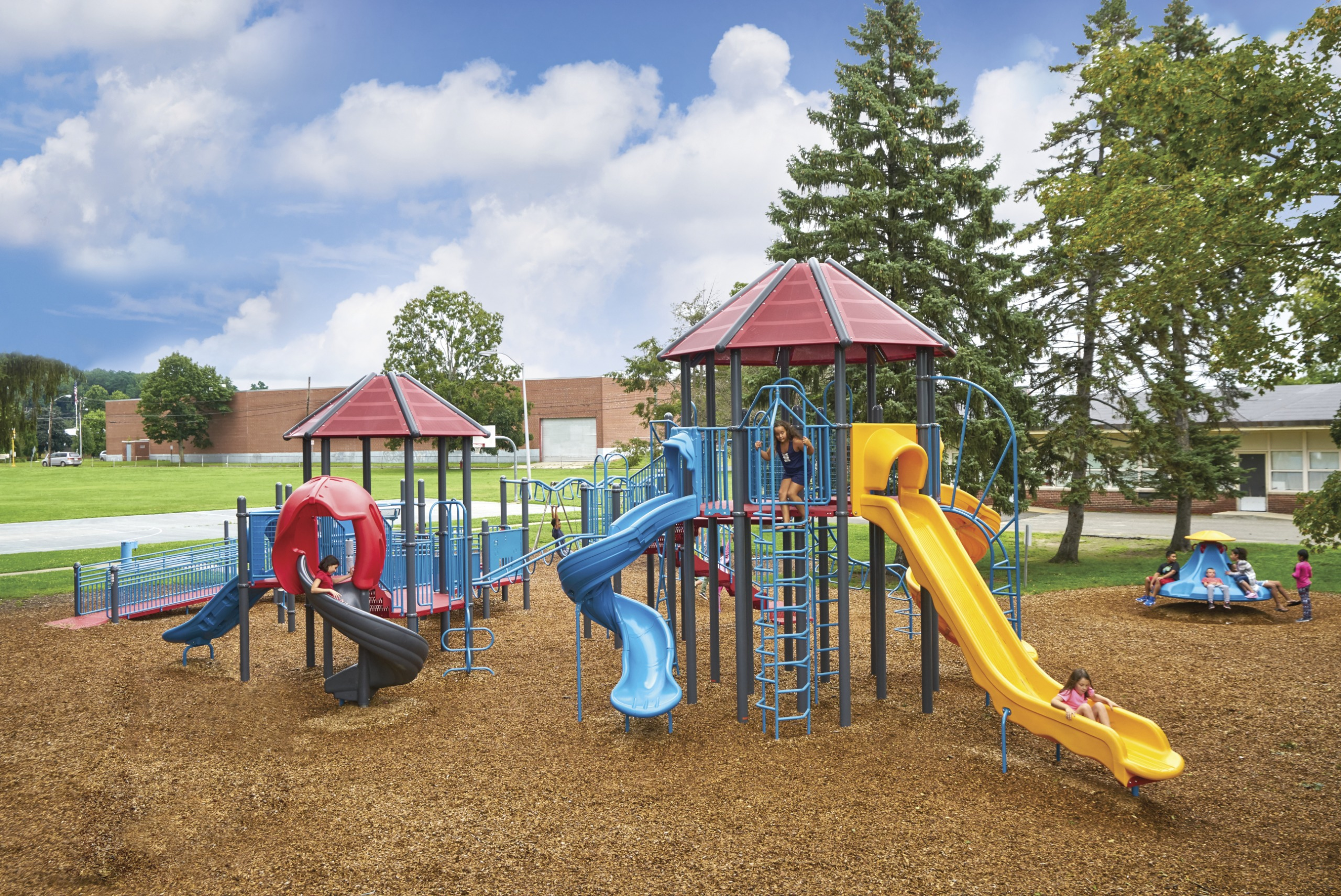 Miracle Recreation School Playground Equipment